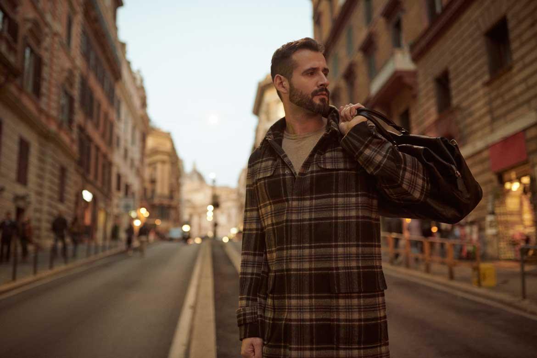 e8999fa3cab14 Принты в мужской одежде: модные тенденции 2019
